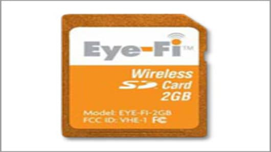 Eye-fi Wireless SD Card, 2G